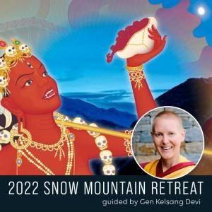 Snow Mountain Retreat 2022 - in person